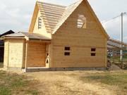 Свайный Фундамент. Дом и Баня под ключ в Речице - foto 0