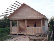 Строим Дом и баню из бруса. Работаем добросовестно. Речица - foto 0