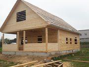 Строим Дом и баню из бруса. Работаем добросовестно. Речица - foto 3