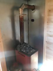 Баня Мобильная за 1 день под ключ установка в Речице - foto 10